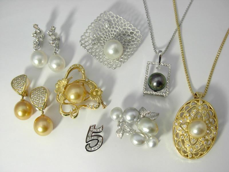 真珠製品(リング・ブローチ・ペンダント・イヤリング)、その他