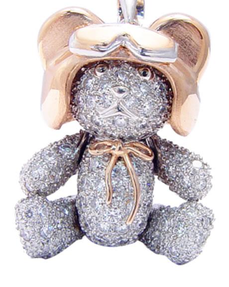 Teddy Bear 綺麗でキュートな仕上がりです