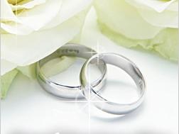 国内ブランド結婚指輪を最大50%引きで販売